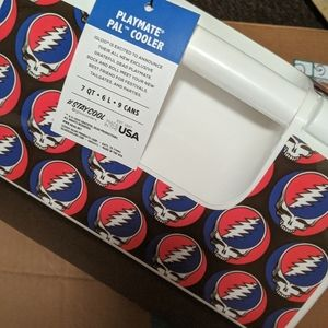 NWT Grateful Dead Igloo Limited Edition Cooler